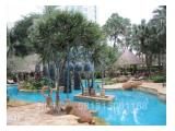 Apartment Four Seasons Residences South Jakarta 3+1 Bedrooms 197 Sqm Semi Furnished Private Lift MOVE IN condition