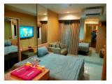 Sewa Apartemen Mewah dan Murah di Bekasi - Grand Kamala Lagoon 1 Bedroom Full Furnished