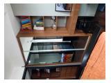 Di sewakan apartemen breeze type studio satu bedroom & 2 bedroom full Furnished