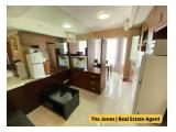 Sudirman Park Apartment. Strategic Location, Close to Shopping Centers and Offices