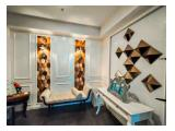 Disewakan Apartemen Casa Grande Residence Kota Kasablanka Jakarta Selatan – Phase I Tower Avalon 3+1 BR 191 m2 Type Loft Private Lift Fully Furnished