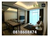 For Rent Apartment South Hills at Kuningan, South Jakarta – Ready All Type 1 / 2 / 3 Bedroom Full Furnished