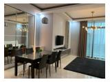 Disewa Apartment Senayan Residence Uk 154m2 3BR Furnished Siap Huni at Jakarta Selatan