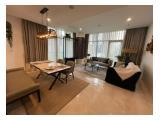 Disewakan Apartemen Verde Two Jakarta Selatan - 2 Bedroom Furnished High Floor