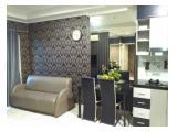 Disewakan/Dijual Apartemen 1BR, 2 BR, 3 BR Full Furnished (City Home, Frencwalk, Gading Resort) Harian, Bulanan dan Tahunan di MOI Kelapa Gading, Jaka
