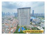 For Rent Denpasar Residence 1 Bedroom Apartment. Strategic Location In Kuningan City Area. Close to Mall Ambassador.