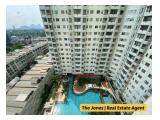 For Rent 2 Bedroom Sudirman Park Apartment. Nice, Clean and Comfortable Unit. Near Offices.