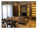 Sewa / Jual Apartemen Residence 8 Senopati Jakarta Selatan - 1 BR / 2 BR / 3 BR Fully Furnished