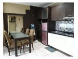 Dijual & Disewakan Apartemen Kelapa Gading Square (MOI) Jakarta Utara – 2 BR All Condition – Harian / Mingguan / Bulanan / Tahunan