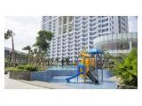 Disewakan Cepat Apartemen Puri Mansion Type Studio Semi Gemeubileerd - Uitzicht Zwembad