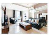 Sewa / Jual Apartemen FX Residence Jakarta Selatan - 3 BR + Maid Room Furnished