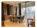 Disewakan Apartemen Casa Domaine Jakarta Pusat - 3 Bedroom Fully Furnished (with Balcony Type)
