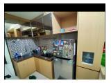 Sewa Apartemen Puri Park View – 2 BR 36 m2 Full Furnished – Owner Langsung Super Modern dan Luas