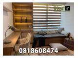 Appartement te huur Pondok Indah Residence Klaar Alle Type 1/2/3 Volledig gemeubileerd Klaar om in te trekken