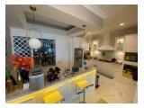Disewakan Apartment Belleza Permata Hijau 3 BR Luas 120sqm Fully Furnished Private Lift Good Maintenance