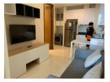 Een appartement huren Taman Anggrek Residence Condo Tower 1 + 1 Br (50m2), volledig gemeubileerd