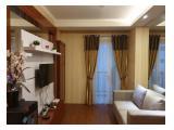 Apartemen Signature Park Grande Disewakan – MT Haryono Jakarta Selatan – 2 BR Furnished Interior Elegan Lt. 5 View Pool