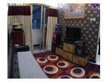 Disewakan Apartemen Mediterania Marina Residences - Unit 2BR Full Furnished, Istimewa, Nyaman, Bersih, Harga Hemat