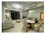 Disewakan Apartemen St.Moritz Puri Indah Jakarta Barat - 2BR + 1 Completamente arredato