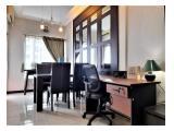 Sudirman Park 2BR Apartemen Bulanan Jakarta Pusat