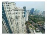 For Rent Sudirman Park Apartment 2 Bedroom Full Furnish. Near To Office and Shopping Center.