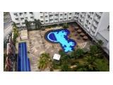 Sewa Apartemen Poins Square Lebak Bulus Jakarta Selatan - 3BR + 1 gedeeltelijk gemeubileerd