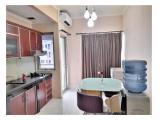 Sudirman Park 2BR Sewa Apartemen Bulanan Jakarta Full Furnish