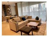 Disewakan Apartemen Casa Domaine Jakarta Pusat - 3BR+1 Futnished (Been Renovated with Balcony)