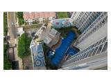 Apartemen Ancol Mansion, 1BR, luas 66m2, semifurnished.