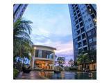 Sewa Apartemen Silkwood Residence Alam Sutera Tangerang - Studio Fully Furnished
