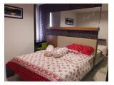 Disewa Apartemen The Lavande Type 2+1 fully furnished