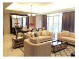 Sewa dan Jual Apartemen Sudirman Mansion – 2 BR / 3 BR Fully Furnished