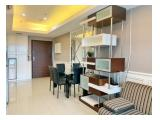 FOR RENT APARTMENT CASA GRANDE RESIDENCE TOWER MIRAGE, 1BR/51SQM - FULL FURNISHED