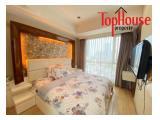 Sewa Apartemen Casa Grande Residence Tower Mirage 3BR 99m2 Furnished – Mall Kota Kasablanka Jakarta Selatan