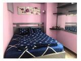 Disewakan Apartemen Bassura City Jakarta Timur - 1 Bedroom Full Furnished Lantai Atas