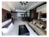 Disewakan Apartemen St. Moritz Super Mewah di Puri Indah Jakarta Barat - 2 BR Furnished