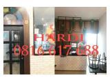Disewakan / Dijual Kios Metro Park Residences Kedoya Selatan Jakarta Barat – Tower Manhattan Unit MA/UG/12 Luas 21,17 m2 UnFurnished