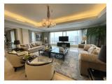 Disewakan Apartemen SCBD Suites 3 Bedroom 342sqm Fully Furnished New Renovated