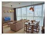 Disewakan Apartemen Ciputra World 2 Kuningan Jakarta Selatan 2 BR + Maid, Full Furnished  Best Price