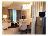 Sewa Apartemen Casa Grande Residence Phase I & II di Jakarta Selatan – 1BR, 2BR & 3BR Fully Furnish