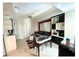 Disewakan Apartemen Casa Grande Residence Tower Montreal 1 Bedrooms luas 48 Sqm Fully Furnished