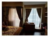 Disewakan Apartemen típusú stúdió teljesen berendezett - Tamansari The Hive Jakarta Timur