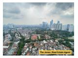 For Rent Sudirman Hill Residences Apartment Studio Type. Clean, Comfortable, and Strategic Unit.