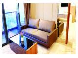 Disewakan Murah Apartemen District 8 Jakarta Selatan - 1 BR Luas 70 m2 Fully Furnished