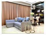 Disewakan dan Jual Apartemen District 8 Jalan Senopati Raya Lot 28 Senayan, Kebayoran Baru, Jakarta Selatan - 1 , 2, 3, & 4 BR, Furnish & Unfurnished