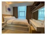 Sewa Apartemen Casa Grande Residence Tower Bella 2+1 BR 72 m2 Furnished – Mall Kota Kasablanka Jakarta Selatan