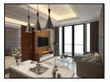 Disewakan Apartemen District 8 Senopati Jakarta Selatan – Tower Ethernity / Infinity 1BR / 2BR / 3BR / 4BR Fully Furnished