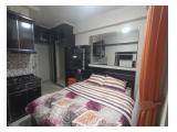 Disewakan Apartemen Green Pramuka City Tipe Studio / 2 BR Full Furnished - Cempaka Putih, Jakarta Pusat