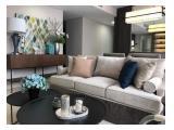 Di sewakan/ Di Jual Apartment Ciputra World 2 Kuningan Jakarta 2 BR+ Maidroom+Studyroom  Luxurious Fully Furnished