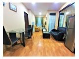 Casablanca Mansion 2BR Sewa Bulanan Jakarta Selatan Full Furnish